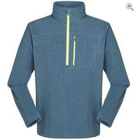 North Ridge Watts Mens Slim-Fit Fleece Pullover - Size: XXXL - Colour: PETROL-FLASH
