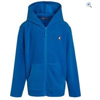 Hi Gear Alpine Kids Fleece Hoody - Size: 13 - Colour: DIRECTOIREBLUE