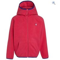 Hi Gear Eldora Kids Fleece Hoody - Size: 2 - Colour: Pink