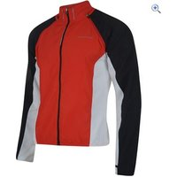 Dare2b Enshroud Windshell Jacket - Size: S - Colour: FIERY RED