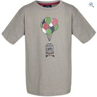 Dare2b Chirp Up Kids T - Size: 7-8 - Colour: ASH GREY MARL