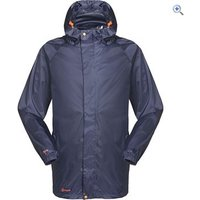 Hi Gear Stowaway Jacket (Mens) - Size: L - Colour: NAVY-ORANGE