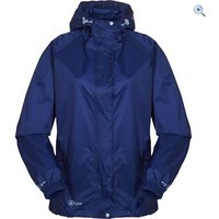 Hi Gear Stowaway Jacket (Womens) - Size: 16 - Colour: Mazarine Blue