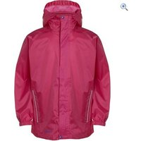 Hi Gear Stowaway Jacket (Childrens) - Size: 11-12 - Colour: PINK-PURPLE