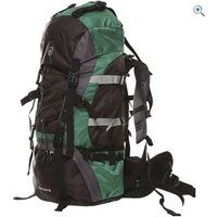Hi Gear Tibet 55 +10 Rucksack - Colour: Green Grey