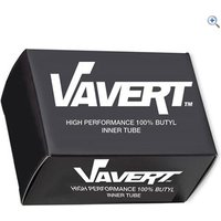 Vavert 24 x 1.75/2.1 Schrader (40mm) Innertube - Colour: Black