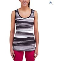 Merrell Womens Emma Tank - Size: XS - Colour: BLACK PRINT