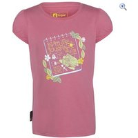 Hi Gear Springfield Kids Tee - Size: 3-4 - Colour: Pink