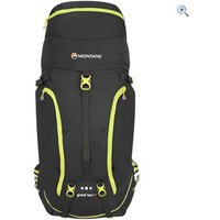 Montane Grand Tour 70 Rucksack (S/M) - Colour: Black