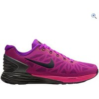 Nike Lunarglide 6 Womens Running Shoe - Size: 4 - Colour: Pink