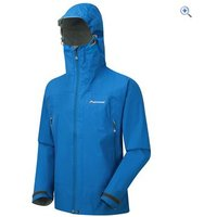 Montane Mens Atomic II Jacket - Size: XL - Colour: ELECTRIC BLUE