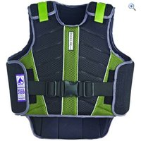 Harry Hall Zeus Childrens Body Protector - Size: L - Colour: Black