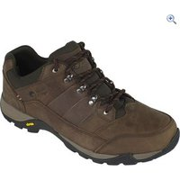 North Ridge Luxor Mens Walking Shoe - Size: 10 - Colour: Brown
