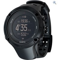 Suunto Ambit3 Peak GPS Watch / HRM - Colour: Black