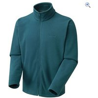 Hi Gear Oregan Mens Fleece - Size: XXS - Colour: Blue Green