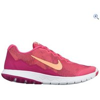Nike Flex Experience RN 4 Premium Womens Running Shoes - Size: 8 - Colour: Pink-White