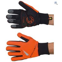 Northwave Power Long Gloves - Size: XL - Colour: BLACK-ORANGE