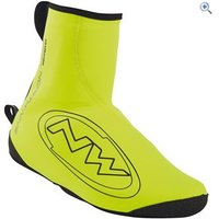 Northwave Neoprene High Shoe Cover - Size: M - Colour: Yellow- Black