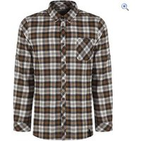 Craghoppers Bedale Long-Sleeved Check Shirt - Size: S - Colour: Black Pepper