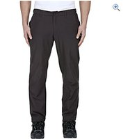 Craghoppers Mens Kiwi Trek Trousers - Size: 36 - Colour: Black Pepper