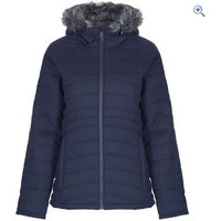 Craghoppers Womens Etta Insulated Jacket - Size: 16 - Colour: THUNDER GREY