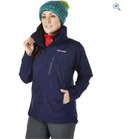 Berghaus Womens Skye Waterproof Jacket - Size: 12 - Colour: EVENING BLUE