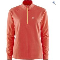Haglfs Womens Astro II Top - Size: M - Colour: VOLCANIC PINK