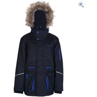 Regatta Kongo Kids Waterproof Insulated Jacket - Size: 9-10 - Colour: Navy