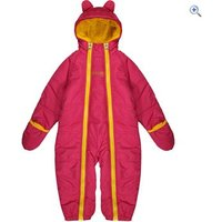 Regatta Kids Pudgie Quilted Onesie - Size: 6-12 - Colour: JEM