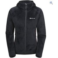 Montane Womens Radiant Loft Hoodie - Size: 14 - Colour: Black