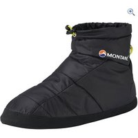 Montane Prism Bootie - Size: XL - Colour: Black