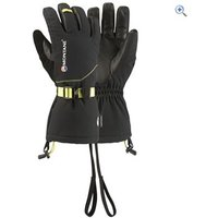 Montane Alpine Stretch Gloves - Size: M - Colour: Black