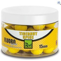 Rod Hutchinson Fluoro Pop Ups 15mm, Tigernut Spice