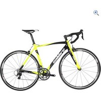 Calibre Nibiru 2.0 Full Carbon Road Bike - Size: 56 - Colour: Black / Yellow