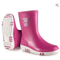 Dunlop Kids Mini Wellington Boot - Size: 23 - Colour: Pink