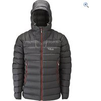 Rab Mens Electron Jacket - Size: XL - Colour: GRAPHENE