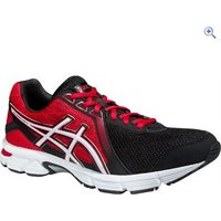Asics Gel Impression 8 Mens Running Shoe - Size: 7 - Colour: BLK-WTE-RED