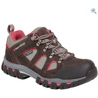 Karrimor Bodmin Low IV Weathertite Womens Walking Shoes - Size: 5 - Colour: Dark Grey