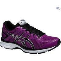 Asics Gel Galaxy 8 Womens Running Shoe - Size: 4 - Colour: GRAPE-BLK-SIL