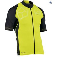 Northwave Galaxy SS Jersey - Size: XL - Colour: Yellow- Black