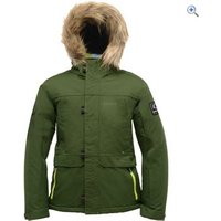 Dare2b Kids Strike Force Jacket - Size: 3-4 - Colour: FRESH KHAKI