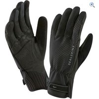 SealSkinz All Weather Cycle XP Gloves - Size: L - Colour: Black