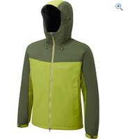 Sprayway Halt Mens Waterproof Insulated Jacket - Size: L - Colour: WOODBINE