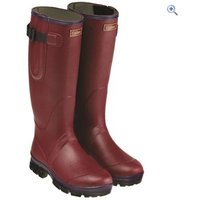 Caldene Westfield Wellingtons - Size: 8 - Colour: Deep Red