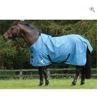Masta Avante Light Turnout Rug - Size: 4-9 - Colour: Royal Blue