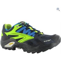Hi-Tec V-LITE Flash Force Low i Mens Multisport Shoe - Size: 7 - Colour: NAVY-LIME