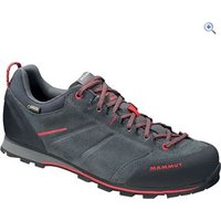 Mammut Wall Guide Low GTX Mens Approach Shoe - Size: 11 - Colour: Graphite