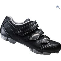 Shimano Womens WM52 SPD Off-Road Sport Shoe - Size: 42 - Colour: Black