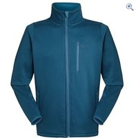 Hi Gear Truman Mens Fleece - Size: M - Colour: Blue Green