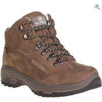 Scarpa Cyrus Mid GTX Womens Walking Boots - Size: 41 - Colour: Brown